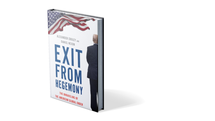 Exit from Hegemony book cover